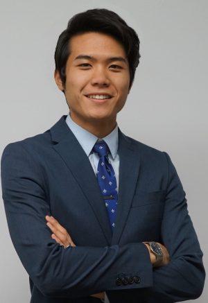 Assistant Benjamin Tu